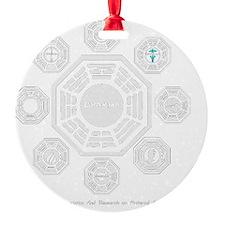 Dharma Stations Trans Ornament