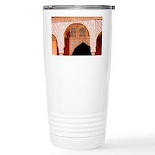 Alhambra in Granada Travel Mug