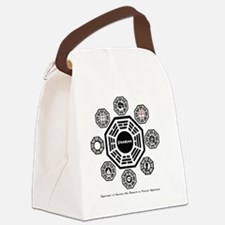 Dharma Stations Canvas Lunch Bag
