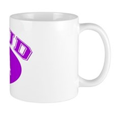 Proud Mama (purple) Mug
