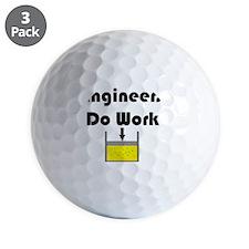 Mikes T-shirt 4 Golf Ball