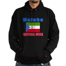 Malabo Equatorial Guinea Designs Hoodie