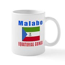Malabo Equatorial Guinea Designs Mug