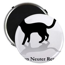 cat_silhouette_and_drop_shadowTNRlg Magnet