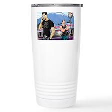 April Travel Mug