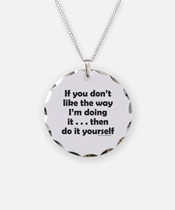 DO IT YOURSELF Necklace