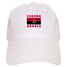 Luanda Angola Designs Baseball Cap