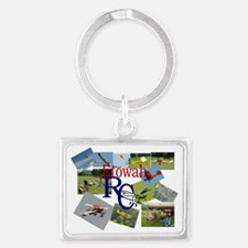 front Landscape Keychain