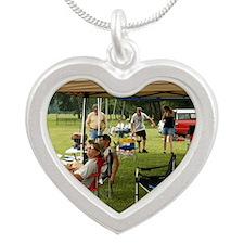 2-plane201010 Silver Heart Necklace