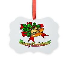 T-Shsirt Christmas Bells Ornament