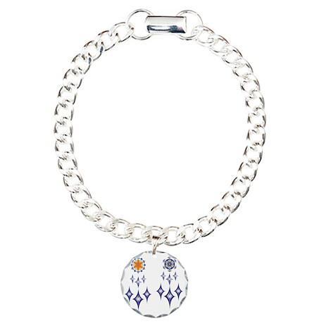 MOBILE-1 copy Charm Bracelet, One Charm