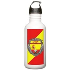 Spain Soccer Water Bot Water Bottle