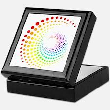Colors Keepsake Box