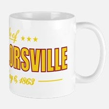 Chancellorsville (battle) pocket Mug