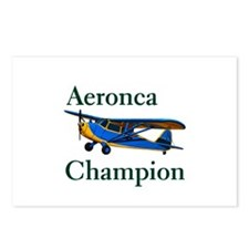 Aeronca Champion Postcards (Package of 8)