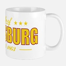 Gettysburg (battle) pocket Mug