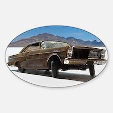 65 Ford Galaxie 500 - slat lake - L Decal