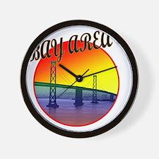 bay area certified copy Wall Clock