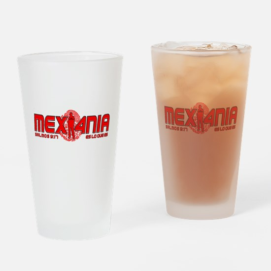 MEXI4NIA Drinking Glass
