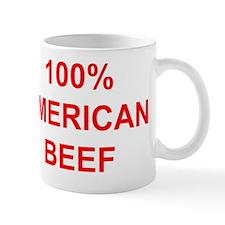 100USABeef Mug