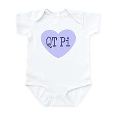 QT Pi Infant Bodysuit