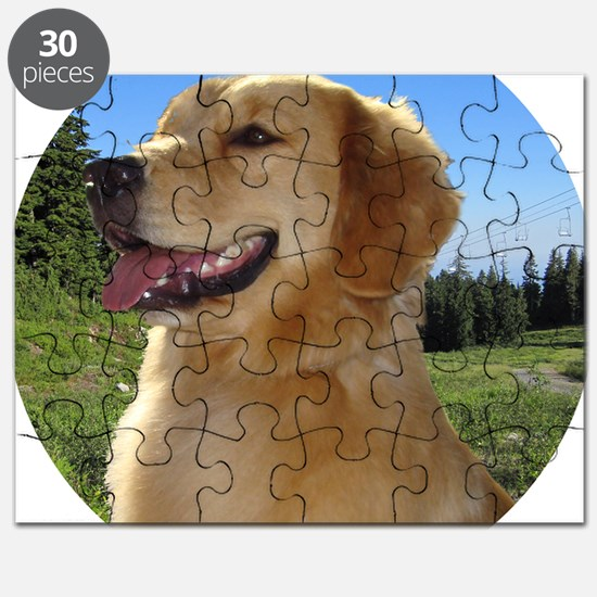 Dog and hiking Puzzle