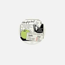 2-GreenAppleDiet Mini Button