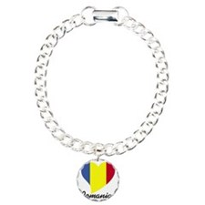 Heart Romania (World) Bracelet