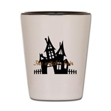 Witch's Lair Shot Glass