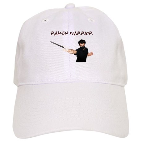 Ramen Warrior Cap