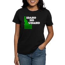 IDAHO NO UDAHO SHIRT TSHIRT T Tee
