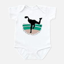Pitching Philosophy Infant Bodysuit