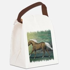 Palomino Stallion Canvas Lunch Bag