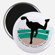"""Pitching Philosophy 2.25"""" Magnet (10 pack)"""