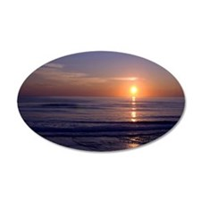 Sunrise Over Atlantic Wall Decal