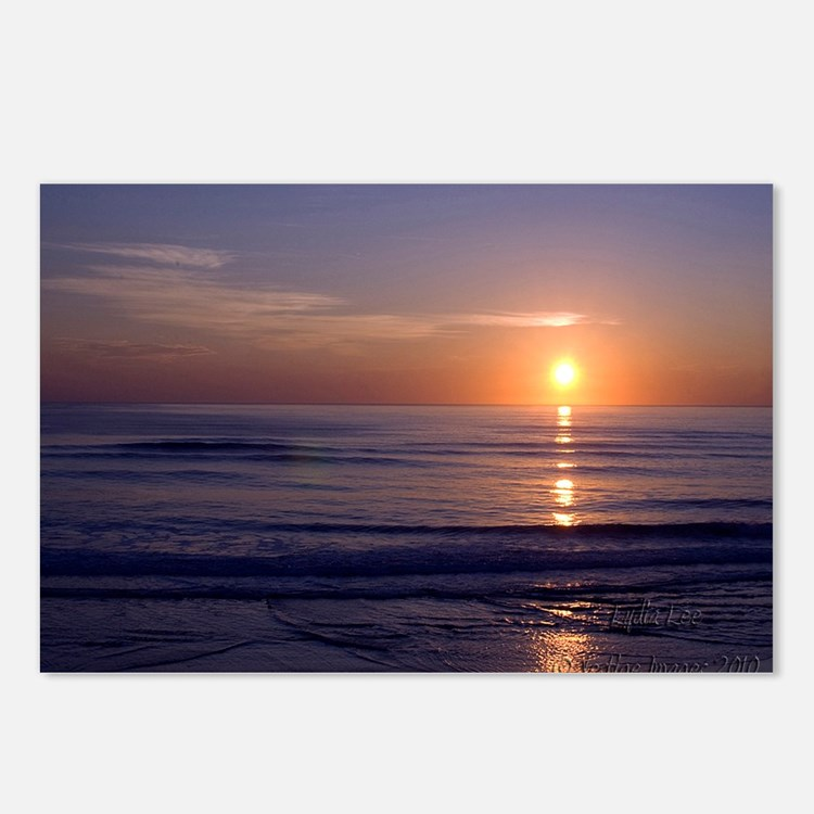 Sunrise Over Atlantic Postcards (Package of 8)