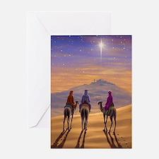 575 Three Wise Men Greeting Card