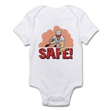 And The Call Is....Safe Infant Bodysuit