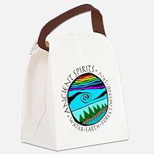 223t AncientS Ocean  Canvas Lunch Bag