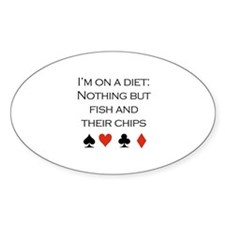 I'm on a diet: Nothing but fish and their chips /p