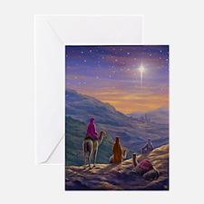 585 Three Wise Men Greeting Card