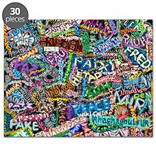 graffiti_peace_international Puzzle