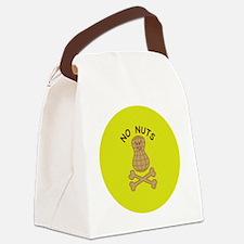 skullnutgrnbg Canvas Lunch Bag