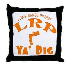 LRP -- T-Shirt Throw Pillow