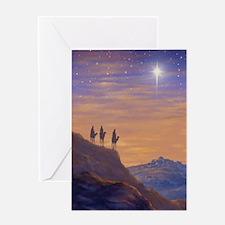 587 Three Wise Men Greeting Card