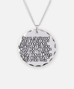 So this is permanence Necklace