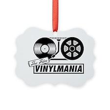 vinylmaniafilmlogo-1 Ornament