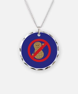 NONUTS Necklace Circle Charm