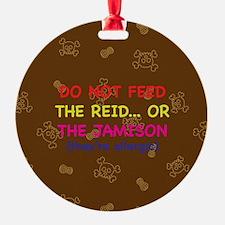 nofeeding Ornament