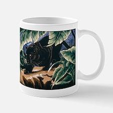 Panther Sleek Stalker Satin Mug